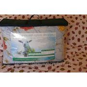 Одеяло овечья шерсть 140/205 поликоттон фото