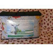 Одеяло овечья шерсть 172/205 поликоттон фото