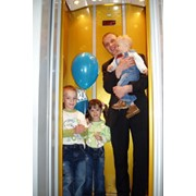 Лифты пассажирские без машинного помещения ЛП-06010БМП фото