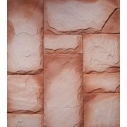 Мрамор «сколотая грань» фото