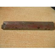 Резец монолитный Р6М5 12х12х150 фото