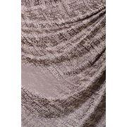 Ткани для штор, портьерная ткань, цвет: коричнево-бежевый фото