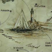Ткань портьерная Кораблик фото