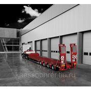 K.SLP 4 ПЛАТФОРМЫ С МАКСИМАЛЬНЫМИ ВОЗМОЖНОСТЯМИ ТРАЛЫ 11.700 мм KASSBOHRER фото