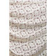Ткани для штор. Кружево, цвет: кремовый фото