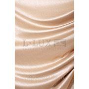 Портьерная ткань Италия, цвет: светло-коричневый фото