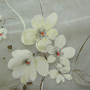 Тюль Яблоневый цвет фото