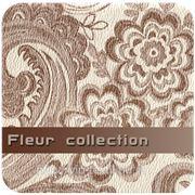 Обивочная ткань — исскусственная замша Fleur (Флёр) фото