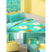 Портьерные ткани для детских комнат фото