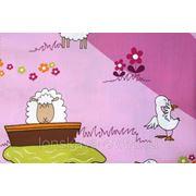 Портьерная ткань для штор Azov Charm. Хлопок. фото