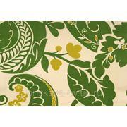Портьерная ткань для штор Alexandria Scrol Citrine фото