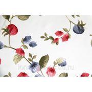 Портьерная ткань для штор Mediterraneo Cassis. Сатин фото