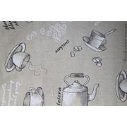 Портьерная ткань для штор Java Tea A 06. Хлопок фото