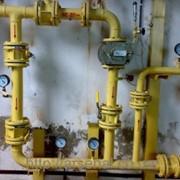 На базе счётчика газа GMS-G100-ДУ80 и корректора объёма газа Универсал фото