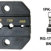 Pro`skit 1PK-3003D7 Насадка для обжима 1PK-3003F (RG-174, mini 59, BNC/TNC) фото