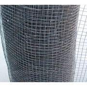 Сетка тканая 14х14х0,8 рулон 1 м х 80 м фото