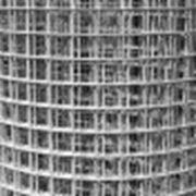 Сетка сварная 12,5х12,5х0,8 1 м х 15 м оцинкованная фото