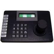 Falcon Eye FE KB301 Клавиатура 3D Контролер для высокоскоростных поворотных камер,LSD дисплей. Протоколы:PEL-D,PEL-P,TopHiD1,TopHiP1,TopHiD2,TopHiP2.