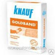 Штукатурка Гольдбанд 30 кг Кнауф фото