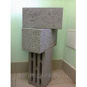 Монолитный керамзитобетонный блок - ЦЕНА СНИЖЕНА фото