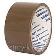 Скотч упаковочный коричневый, 50мм х 140м фото
