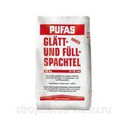 Пуфас N3 Шпаклевка для выравнивания неровностей (25кг) Glatt- und Fullspachtel фото
