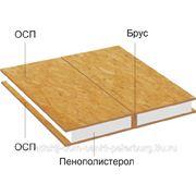 Сэндвич панели фасадные (SIP) фото