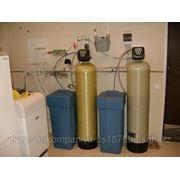 """Фильтры для умягчения воды """"СОКОЛ-М"""" Фильтры очистки воды для коттеджа. Водоподготовка для котельной."""