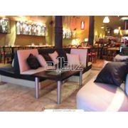 Лобби-бар в гостинице фото
