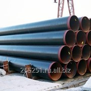 Труба в 2 ВУС-изоляции диаметр 89, стенка 4 фото