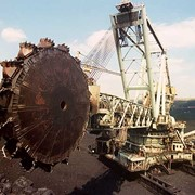 Добыча и обогощение угля фото
