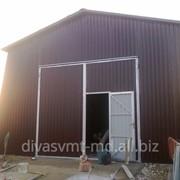 Ангары Строительство ангаров и промышленных сооружение фото