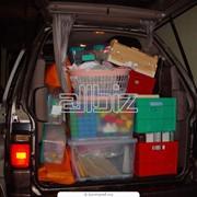 Перевозка багажа фото