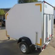 Прицеп-фургон ИСТОК для перевозки мотоциклов, 3791М1 фото