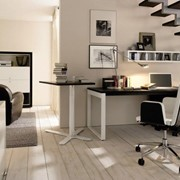 Частная кабинетная мебель фото