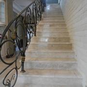 Лестница из камня. фото