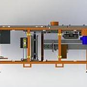 Упаковочная машина для картофеля фото