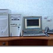Верхний уровень системы SCADA_TM фото