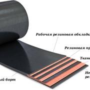 Лента конвейерная резинотканевая ГОСТ 20-85 фото