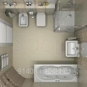 Ванна гидромассажная Koller Pool Landora Гидро - аэро - с хромотерапией фото