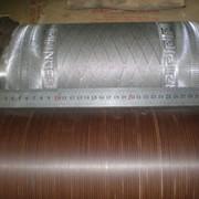Вал тиснения металлический с простой гравировкой фото