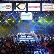 Ринг боксерский Boyko-sport фото