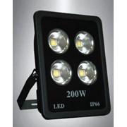 """Светодиодный прожектор LED СКУ01 """"Projector"""" 200w фото"""