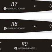 шины пильные IggesundForest (Швеция) W2801-75 (чер фото