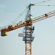 Аренда башенных кранов в Барнауле фото