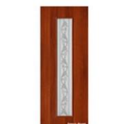 """Ламинированные двери """"Тиффани-4"""" фото"""