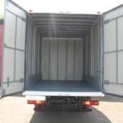 Ремонт промтоварных фургонов, евротентов, бортовых платформ. фото