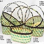 Изделия плетеные фото