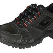 Кроссовки Kindzer, Z-17 Black|Red фото