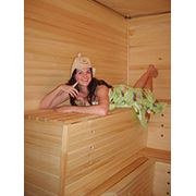 Сауна гостиничного комплекса «Вираж» фото